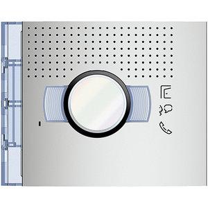 Bticino Frontplaat  zonder drukknop - All Metal - 351201