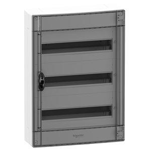 Schneider Boxplus18311 modulaire verdeelkast, 3rij 54 modules