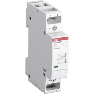 ABB Vynckier CONTAX dag / nacht contactor 20A 2NO 230V~