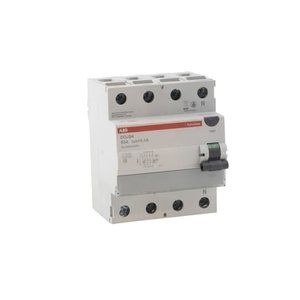 ABB Vynckier Differentieel FPS 4P 80A 300mA - VYND0JS480/300