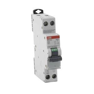 ABB Vynckier EPC60 UNIBIS Compact Automaat 6kA 2P 16A Curve B
