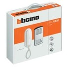 Bticino Kit audio Linea2000 Sprint 1 drukknop - 366811