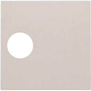 Niko afwerking Coax TV Light grey - 102-69101