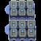 IDEAL Networks DATA - RJ45 Meetaccessoire VDV II