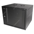 Gigamedia PATCHKAST 19'' INIBOX 9 U PROF 400 MM ZWART