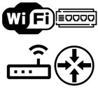 Routers -  Switches - WiFi