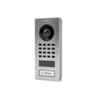 DoorBird IP Video Door Station D1101V Surface-mount, stainless steel V2A, brushed, surface-mounting