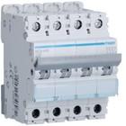 Hager Automaat 6kA - C - 4P - 32A - 4M - MCA432