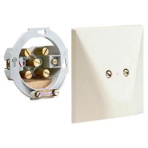 ABB Vynckier Aansluitdoos 2,5mm² 2P+A met 5 klemmen - 600762