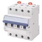 Gewiss Automaat - MT45 - 4P - curve C - 6A - 4,5kA