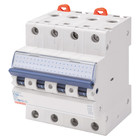 Gewiss Automaat - MT45 - 4P curve C 10A - 4 modules