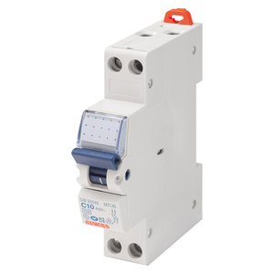 Gewiss Compacte Automaat - MTC 45 - 2P - curve C - 10A - 4,5kA - GW90046