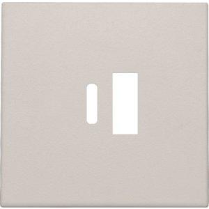 Niko Afwerkingsset  smart USB-A en USB-C-lader light grey 102-68002
