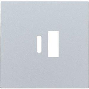 Niko Afwerking  smart USB-A en USB-C-Sterling - 121-68002