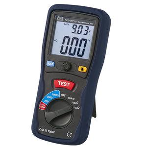 Aardingsweerstand meter (verhuur)