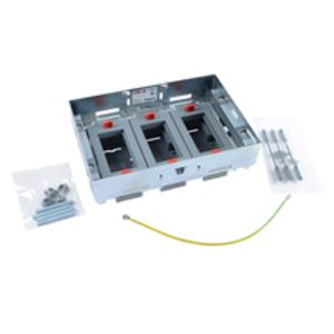Legrand Inbouwframe met lege inbouwunits 3x4 modules