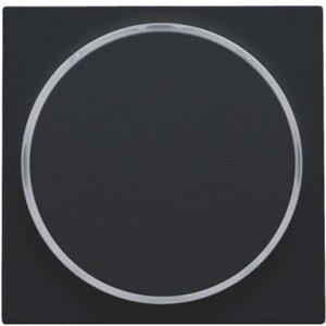 Niko Afwerkset verlichte drukknop Zwart - 161-64006