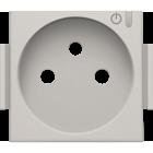 Niko Afwerkingsset voor geconnecteerd stopcontact