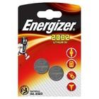 Energizer Batterij Lithium - 3V CR2032, 2 stuks