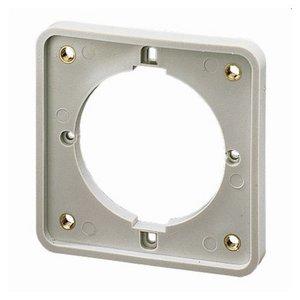Mennekes  Flens voor inbouwcontactdozen van 16 / 32A - Ref. 40102