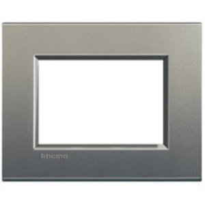 Bticino Afdekplaat 3 modules LivingLight Avenue Silk LNA4803AE