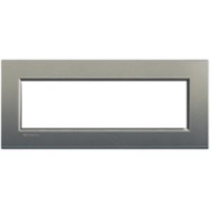 Bticino Afdekplaat 7 mod LivingLight Avenue Silk - LNA4807AE