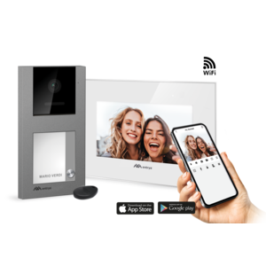 Entrya Facila neXt K2171W kit video intercom