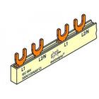 FTG Kamgeleider vork 2P 18mod Ø10 LN-LN-LN...