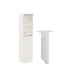 Niko Tuinpaal + 2 Hydro box Wit   701-36820
