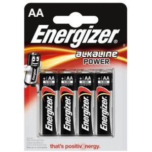 Energizer - Alkaline batterij - AA / LR6 - 4 stuks