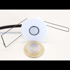EPV occy®  Smarthome 24VDC PIR bewegingsmelder met interne lux-meting - wit