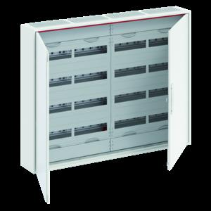 ABB ComfortLine CA45R verdeelkast - 4x4 rijen - 192 modules