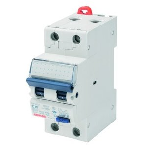 Gewiss Differentieelautomaat - 2P - 20A - Curve C - Type A - 30mA - 2 modules