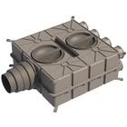 Ubbink DBOX800 luchtverdeelkast 8 aansluitingen
