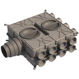 Ubbink DBOX800 luchtverdeelkast 16 aansluitingen
