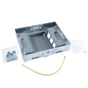 Legrand Inbouwframe met lege inbouwunits 2x6 modules - Ref. 088124