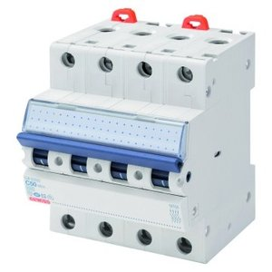 Gewiss Automaat - MT60 - 4P - curve C - 25A - 6kA  - Ref. GW92089
