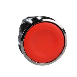 Schneider Kop voor drukknop - Ø22 - rood - zonder markering