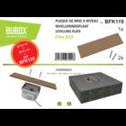 Bubox Niveau voor BFB160 - BFK119