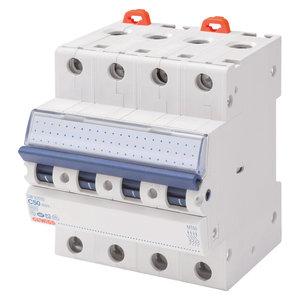 Gewiss Automaat - MTC100 - 4P - curve C - 63A - 4,5kA