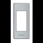 Bticino LivingLight-Houder-afdekplaat  1 mod. Tech