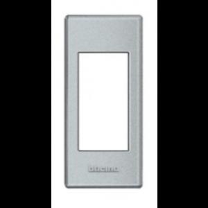 Bticino LivingLight-Houder-afdekplaat profiel 1 mod. Tech -