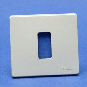 Bticino 500/1/R Magic Ivoor Afdekplaat 1 module