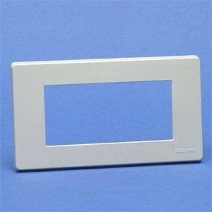Bticino 504/4A/R Magic Ivoor Afdekplaat 4 modules
