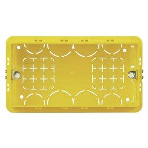 Bticino inbouwdoos 4 modules voor metselwerk 504E