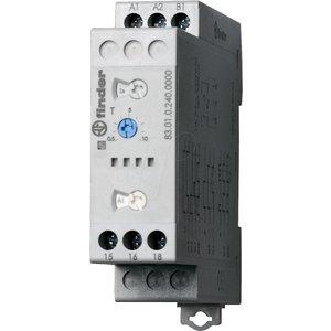 Finder Multifunctioneel tijdrelais 24-240V AC/DC stuurspanning