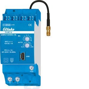 Eltako FAM14 Draadloze antennemodule, inclusief voeding