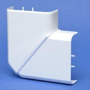 Legrand Variabele platte hoek voor DLP 50 x 105mm, deksel 85mm