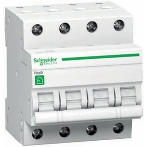Schneider Automatische zekering 3P+N - 20A - 3kA - curve C