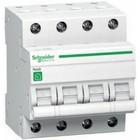 Schneider Automatische zekering 3P+N - 25A